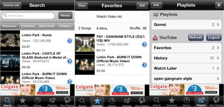 iTube - YouTube Player