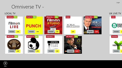 omniverse tv