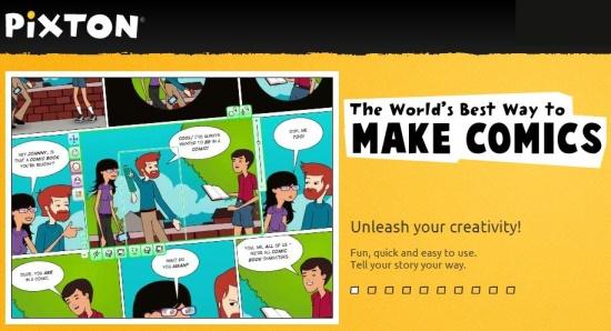 5 Free Online Comic Creator To Create Comic Strips