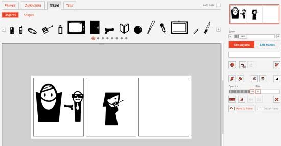 Comic Strip Generator Online Free