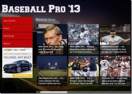 Baseball Pro  news