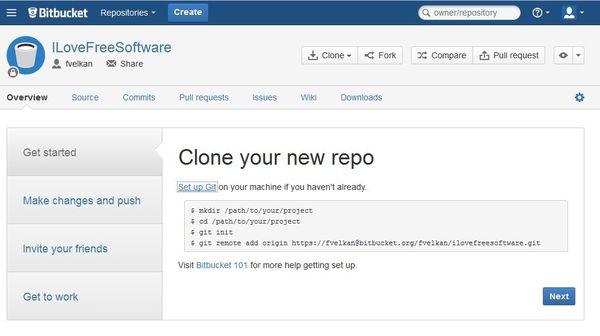 BitBucket - Setting Up Repository