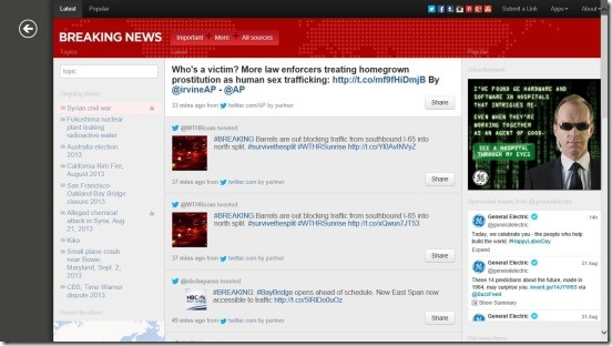 Breaking News - breakingnews.com-latest tab