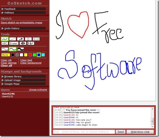 5 Free Online Drawing Applications