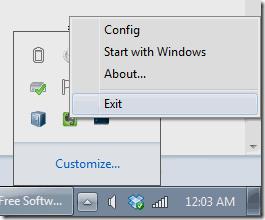 DarkDesktop Configuration