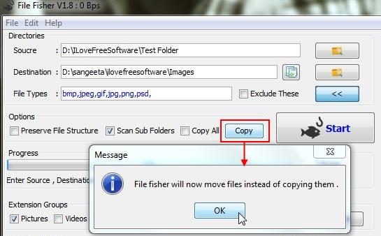File Fisher - Toggle Copy_Move