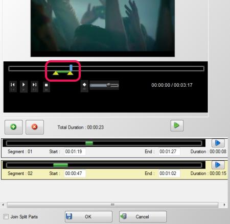 Free FLV To MP3 Converter- split flv video