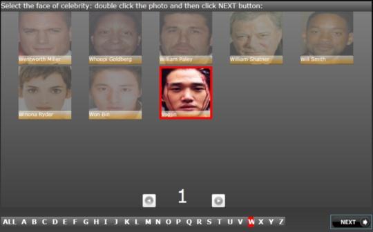 Free GIF Morph Maker- interface