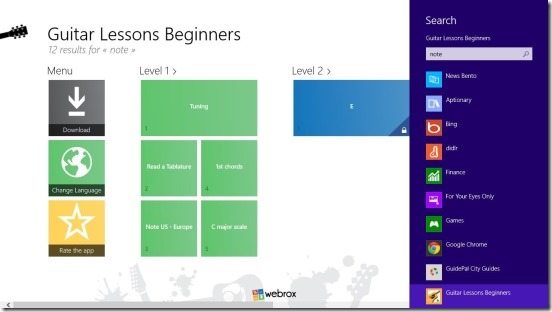 Guitar Lessons Beginners - Search