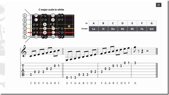 Guitar Lessons Beginners - viewing image