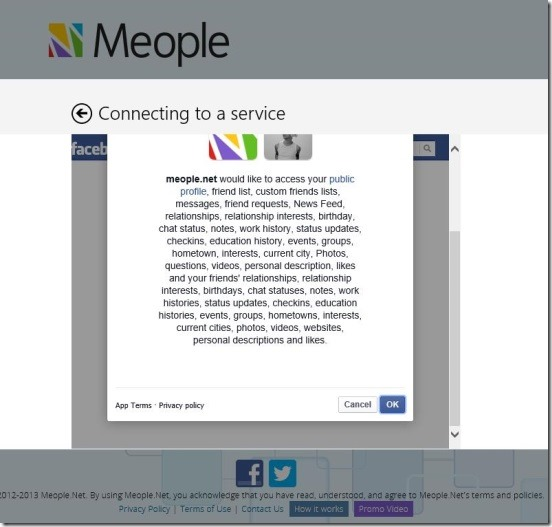 Meople.Net - Connecting