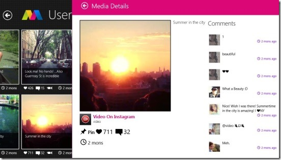 Metrogram Live - watching video