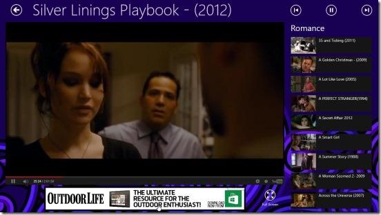 Movies Online - movie screen
