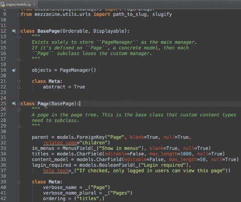 PyCharm Community Edition: Free Python And Django IDE