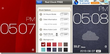 Red Clock Free
