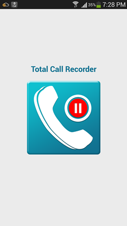 Free Android App To Record Calls: Total Call Recorder