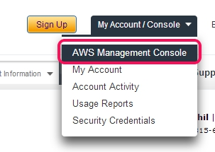 Two Step Authentication in Amazon Web Services- AWS Management Console