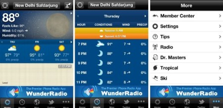 Weather Underground  - Weather App for iPhone