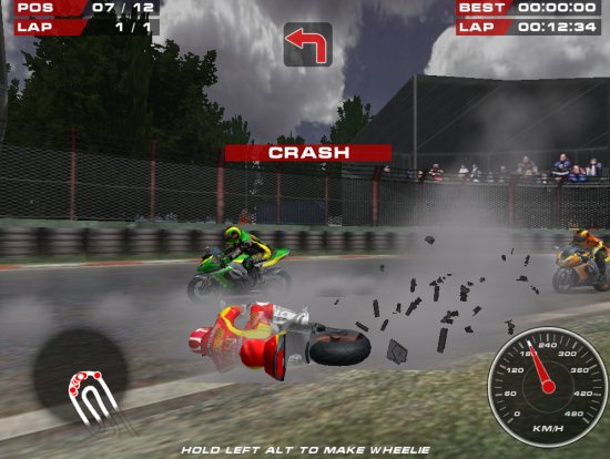superbike crash 2