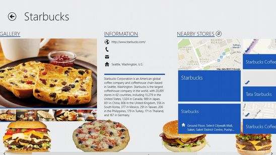 Fast Food Near Me - starbucks