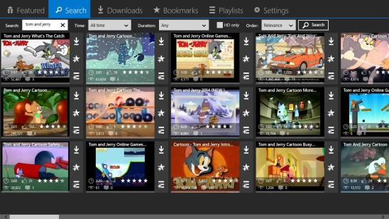 Cartoons HD - search videos