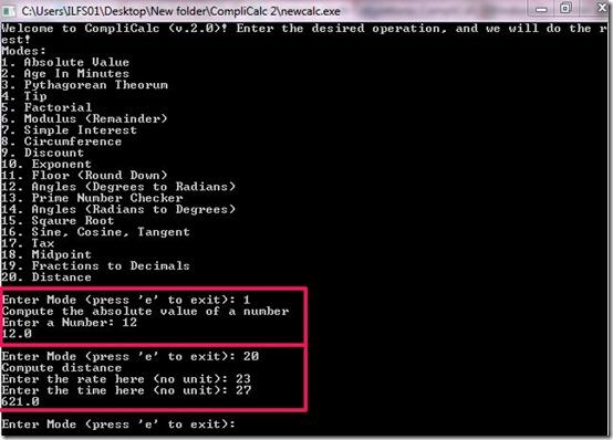 CompliCalc-math software-calculations
