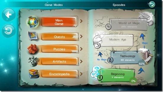 Doodle God - game modes
