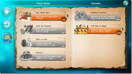 Doodle God - quest game mode