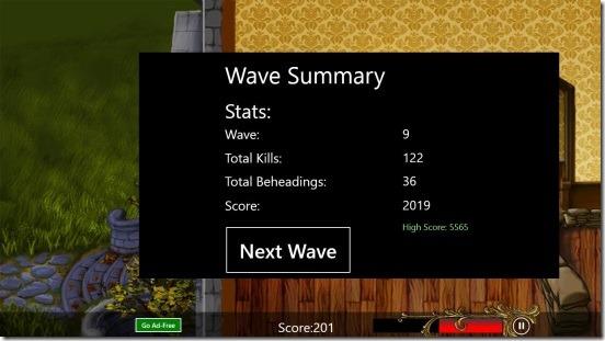FleshBlender - wave result