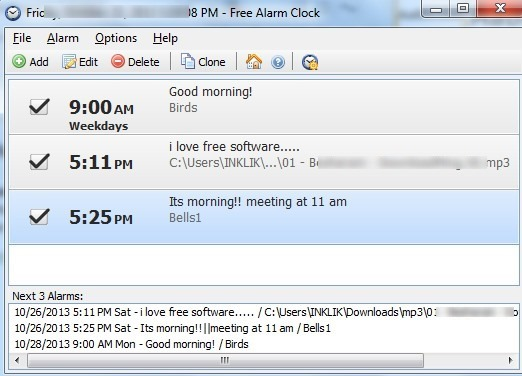 Free Alarm Clock-interface.jpg