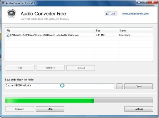 Free Audio Converter-audio converter-convert files