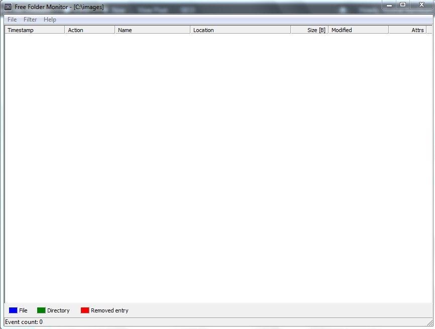 Free Folder Monitor-monitoring software-icon