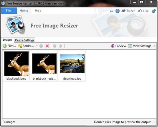 Free Image Resizer-image resizer-images tabpg