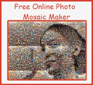 free online photo mosaic maker site