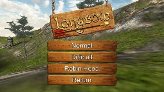 Longbow - difficulties