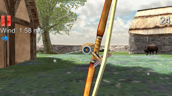 Longbow - game play