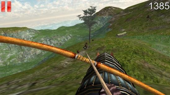 Longbow - highland run