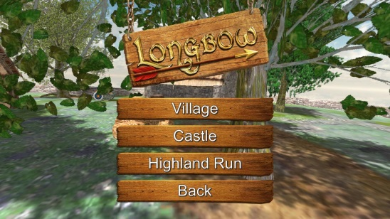 Longbow - mini games
