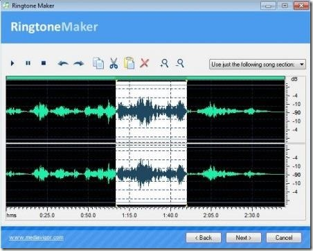 MediaVigor Ringtone Maker