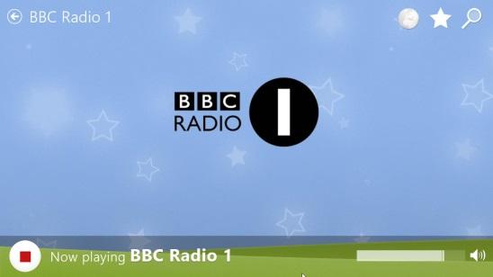 Mini Radio Player - Listening to BBC Radio