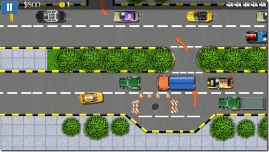Parking Mania - gameplay