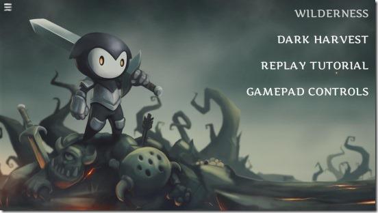 Reaper - main screen