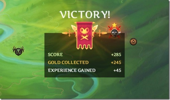 Reaper - mission result
