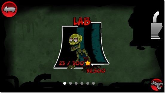 Stupid Zombies 2 - lab location