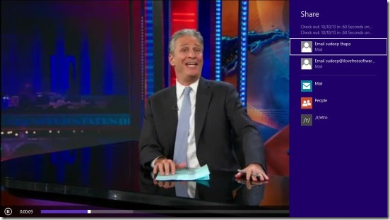 The Daily Show Headlines - share