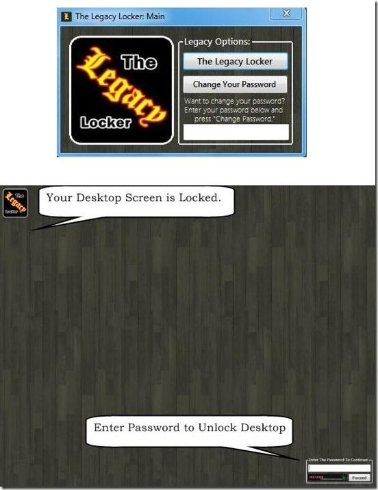 The Legacy Locker