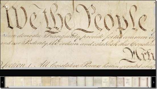 U.S. Constitution - copies of original