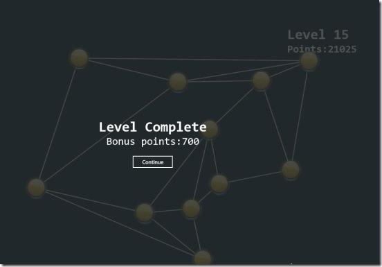 Untangle - arcade level score