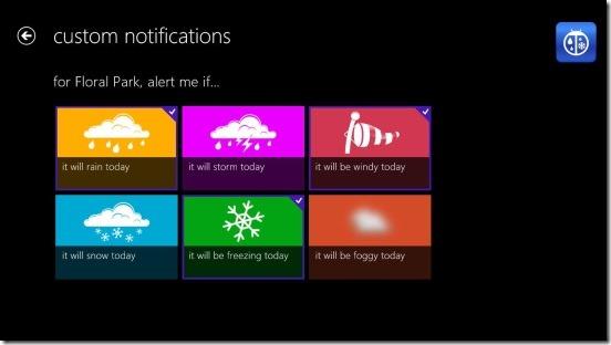WeatherBug - alerts