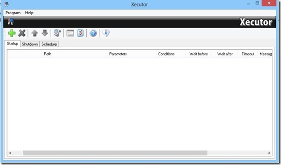 Xecuter-launcher-interface